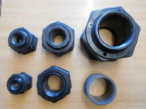 Bulkhead Fittings - Plastic
